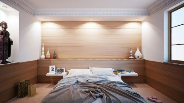 Morden ways to revamp your home - geometric light