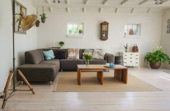 Morden ways to revamp your home - new furniture