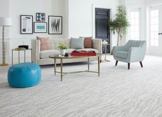 These Are the Different Types of Carpet for Your Small Home