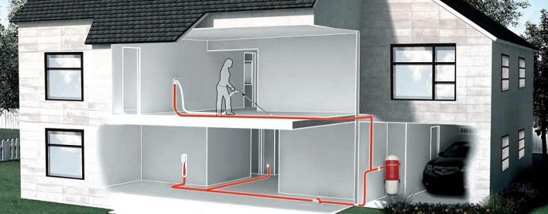 Installation Guide - Fit A Central Vacuum System, Sockets, Or Valves