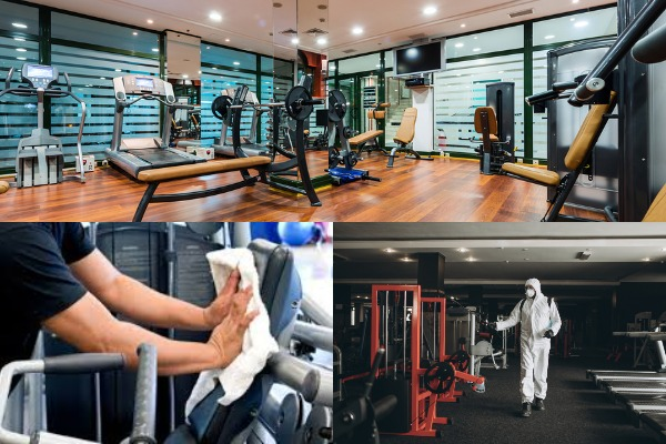 How To Keep Your Gym Or Fitness Centre Sanitized And Clean