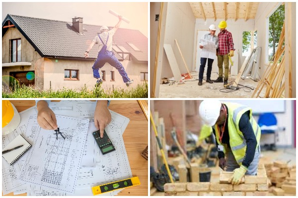 Building Your First Home - Find The Right Home Builder