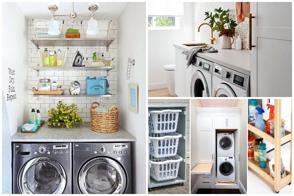 How to Renovate Your laundry Room to Become Highly Functional