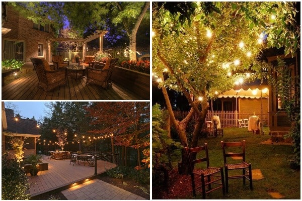 Outdoor Deck Lighting Ideas to Make Your Deck Shine
