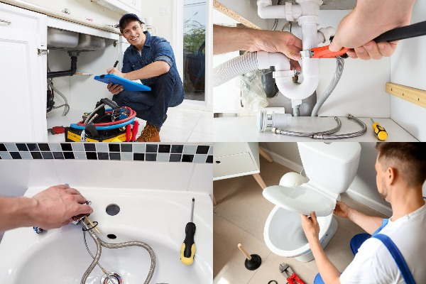 Some Common Issues You Should Leave To A Plumber