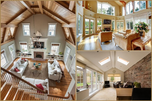 What Ceiling Height Should Your House Be