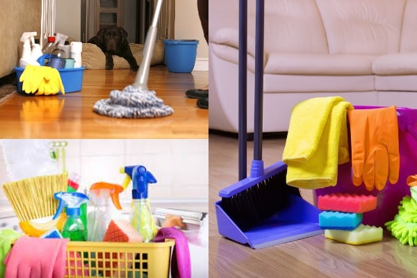 How To Save On Your House Cleaning