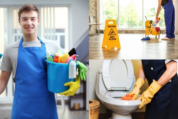 Why Hiring a Professional Cleaning Service Is the Best Decision of the Day