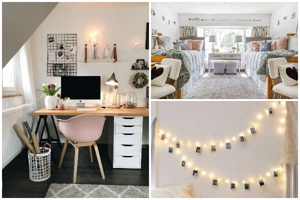 10 Decorating Dorm Room Ideas You Need to Apply