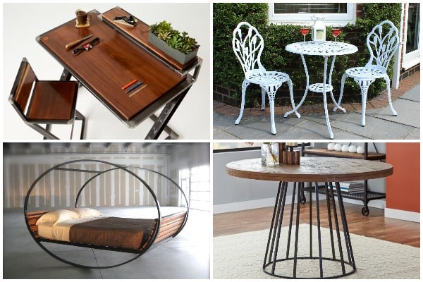 4 Things to Consider When Buying Custom Made Metal Furniture
