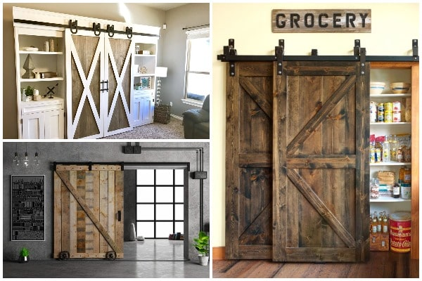 4 Ways to Decorate Your Home With Barn Doors