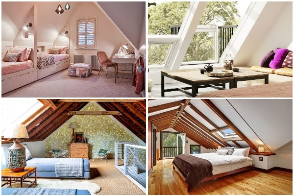 How to Convert Your Attic