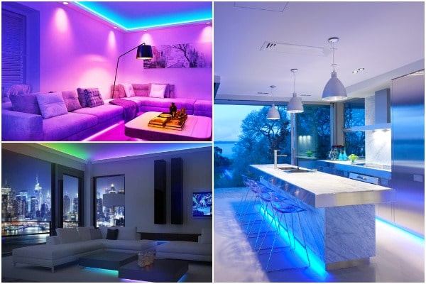 LED Strip Lighting - Choosing The Right Product For The Job