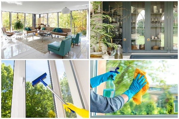 6 Clever Solutions for Cleaning Windows