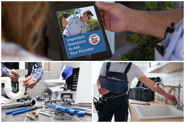 8 Important Questions to Ask your New Plumber