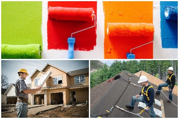 Home Contractor - The Different Types Available