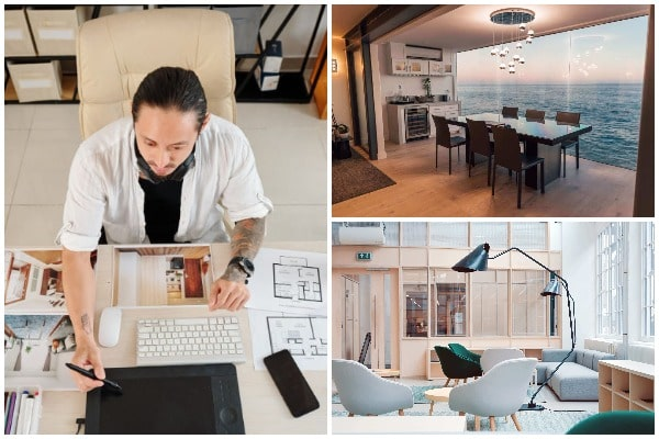 How to hire an ideal interior designer for your dream home