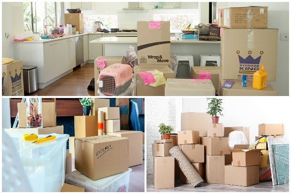 Packing and Unpacking-House moving tips