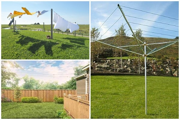 The Advantages of Installing Clotheslines