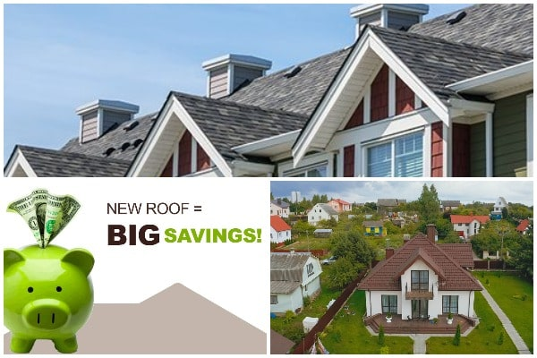 5 Ways to Save Money on a New Roof