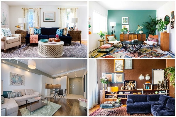 A Simple Guide to Decorating a Living Room
