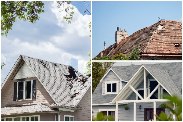 The Roof Is on Fire! 5 Main Things That Cause Roof Damage