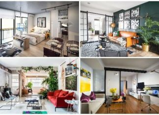 13 Decor Ideas for a One-Bedroom Apartment