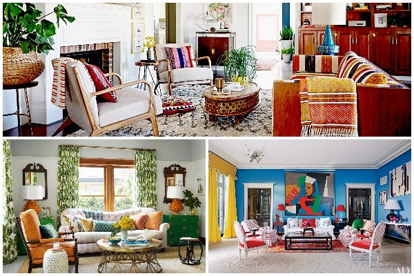 Accessorize Your Bland Living Room To Make It More Chic And Welcoming