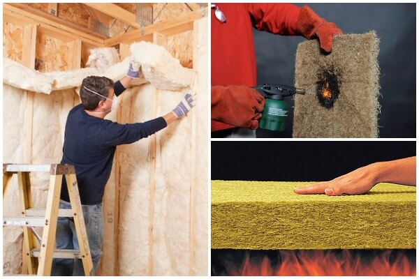 Does Fire Rated Insulation Stop a Fire