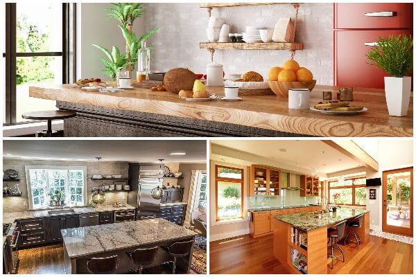 How to Choose the Best Countertops For Your Kitchen Remodel