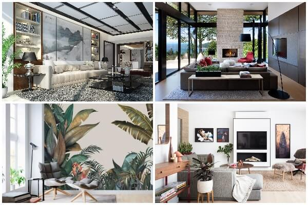 The 5 Most Popular Interior Design Styles in 2021