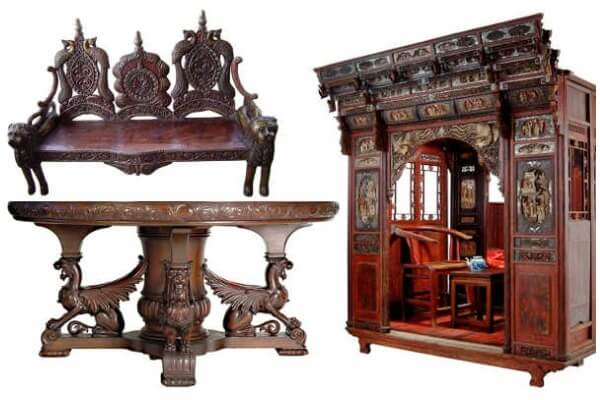 A Brief History of Chinese Antique Furniture