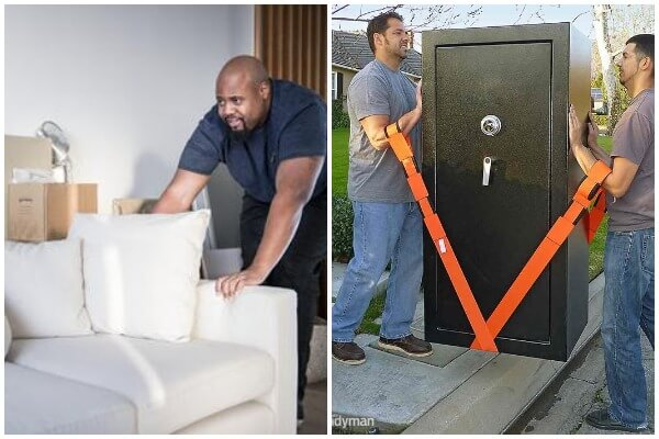 How to Move Large Furniture Safely